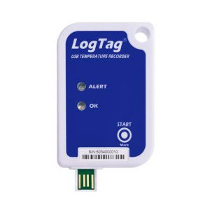 Data Loggers de Temperatura de Un Solo Uso