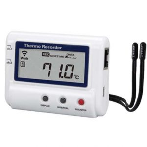 Data Loggers Ethernet de Temperatura