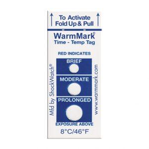 Etiquetas Indicadoras de Temperatura