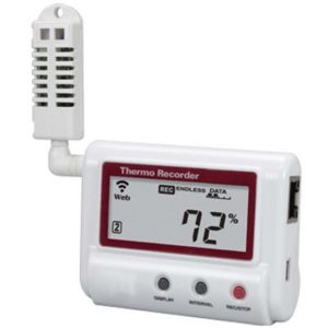 Equipos Ethernet de Temperatura y Humedad