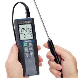 Termómetros de Precisión