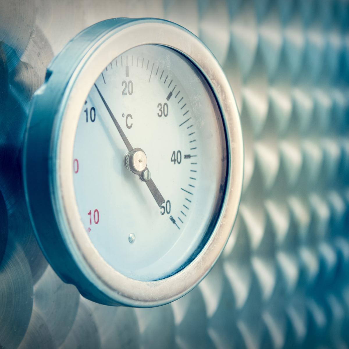 Medición y Calibración de Temperatura